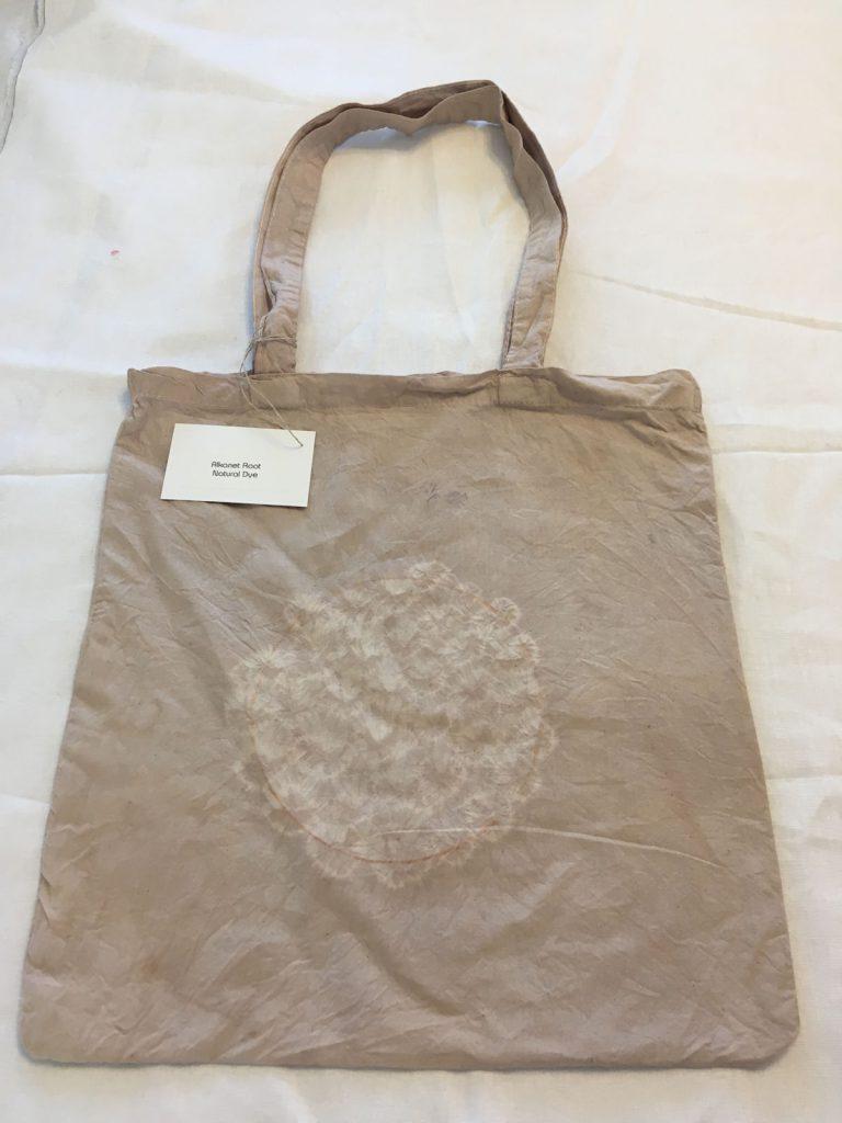 Alkanet Root Tote Bag